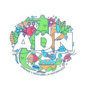 Logo ADN Aprende y Descubre la Naturaleza