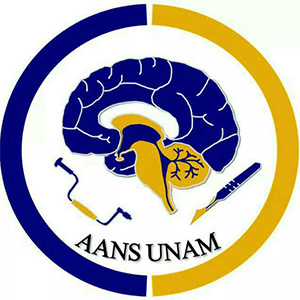 Logo American Association of Neurological Surgeons UNAM Student Chapter