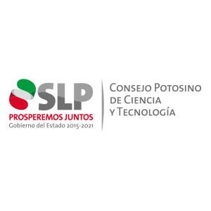 Logo Consejo Potosino de Ciencia y Tecnología