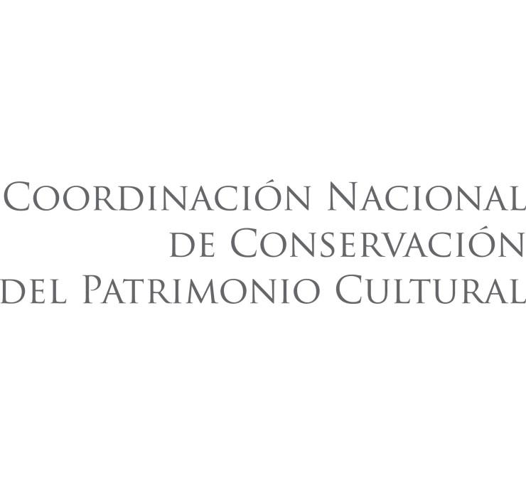 Logo Coordinación Nacional de Conservación del Patrimonio Cultural, INAH