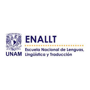 Logo Escuela Nacional de Lenguas, Lingüística y Traducción