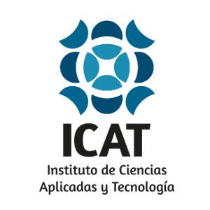 Logo Instituto de Ciencias Aplicadas y Tecnología