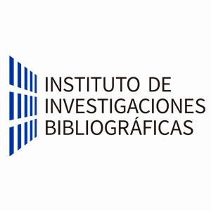 Logo Instituto de Investigaciones Bibliográficas