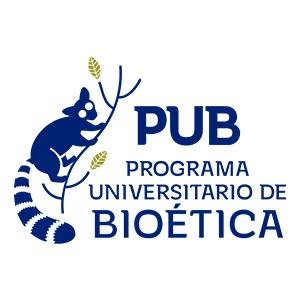 Logo Programa Universitario de Bioética