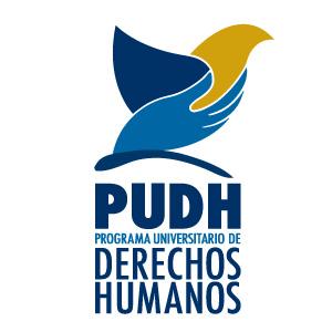 Logo Programa Universitario de Derechos Humanos