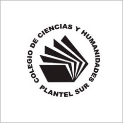 Logo Colegio de Ciencias y Humanidades Plantel Sur UNAM