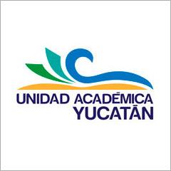 Logo Unidad Académica de Ciencias y Tecnología en Yucatán, UNAM