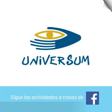Logo Universum, Museo de las Ciencias de la UNAM